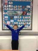 Congratulations to Oran Phillips in P6 who has become our first Millionaire Reader in 2017.